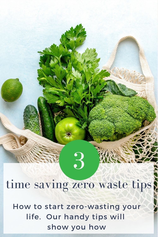 Balagan be Gone Zero waste tips