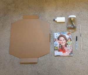 Items You Need For Paper Craft Project